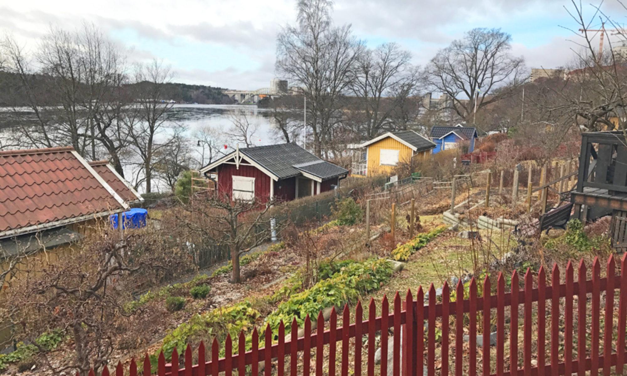 Eriksdalslundens koloniträdgårdsförening